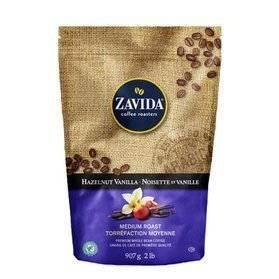 Zavida Waniliowo-orzechowa 907g ziarnista + gratis