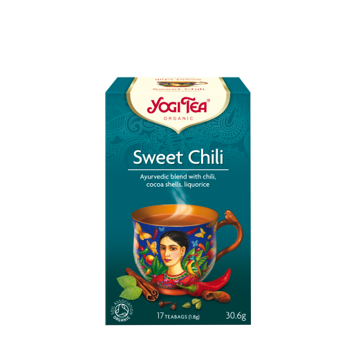 Yogi Tea Sweet Chili 17 Saszetek