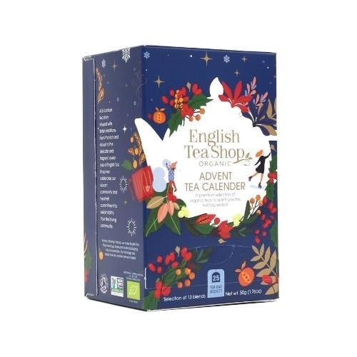 Advent Tea Calendar -  25 saszetek kalendarz adwentowy