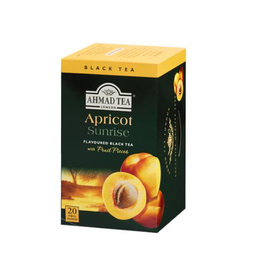 Ahmad Apricot Sunrise - 20 saszetek w kopertach