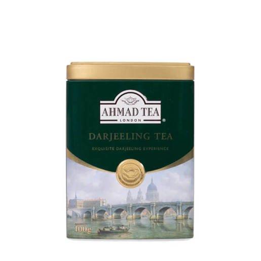 Ahmad Tea Darjeeling Tea 100g herbata sypana