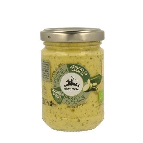 Alce Nero Pesto alle zucchine - pesto z cukini BIO