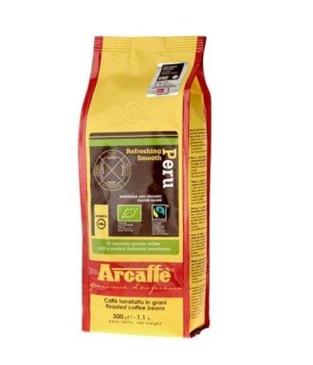 Arcaffe Peru 500 g kawa ziarnista FTO