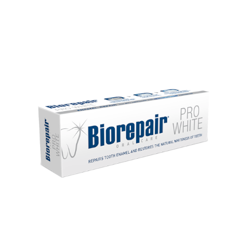 Biorepair Pro White włoska pasta wybielająca 75ml