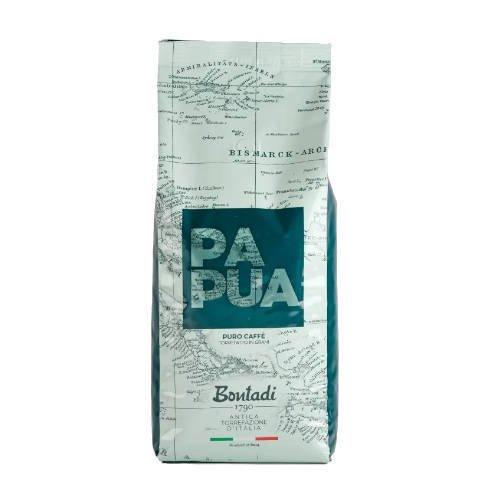 Bontadi Papua kawa ziarnista 1 kg Włoska