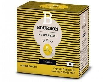 Bourbon Classico od Lavazza A Modo Mio 16 szt