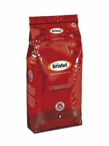 Bristot Classico 1 kg kawa ziarnista x 6