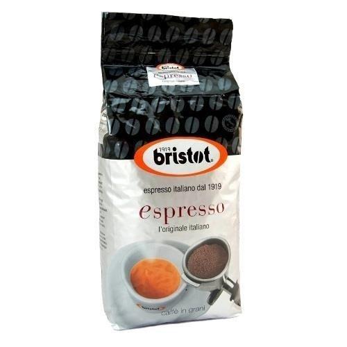 Bristot Espresso 1 kg włoska kawa ziarnista x 6