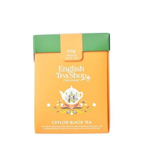 Ceylon Black Tea herbata sypana 80g