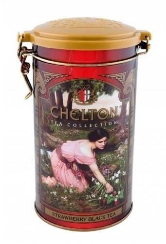 Chelton Strawberry 120g puszka herbata sypana