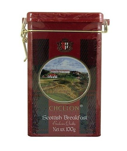 Chelton Szkockie Śniadanie 100g puszka herbata sypana