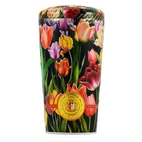 Chelton wazon z tulipanami 150g herbata sypana