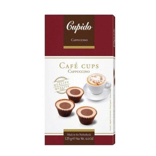 Cupido Cafe Cups Cappuccino czekoladki cappuccino