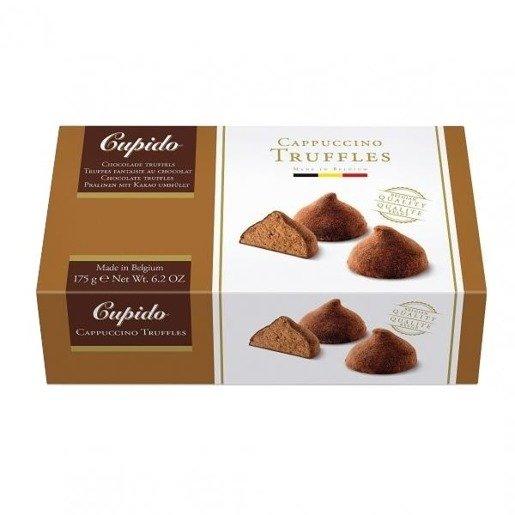 Cupido Cappuccino Truffles -trufle cappuccino 175g