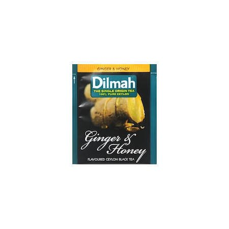 Dilmah Imbir i miód 25 saszetek