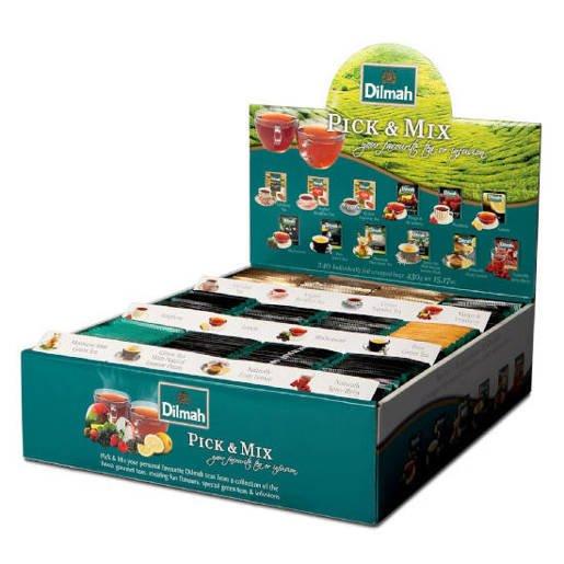 Dilmah Pick & Mix 240 herbaty w kopertach