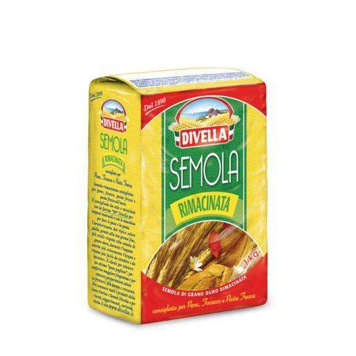 Divella Semola Rimacinata włoska mąka 1kg