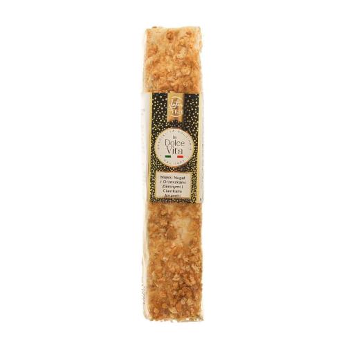 Dolce Vita nugat z orzeszkami i ciastkami amaretti 100g