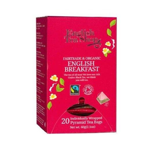 English Breakfast - 20 piramidek
