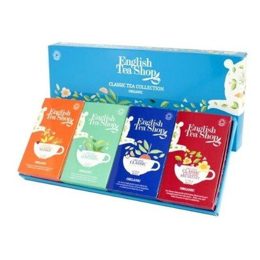 English Tea Shop Classic Tea Collection - zestaw herbat 60 saszetek