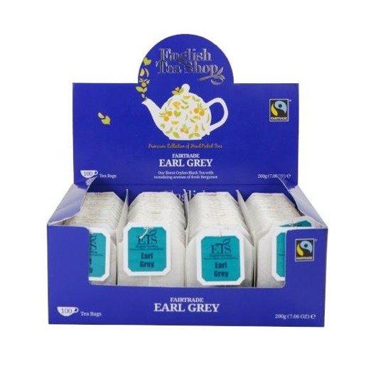 English Tea Shop Earl Grey  - 100 saszetek