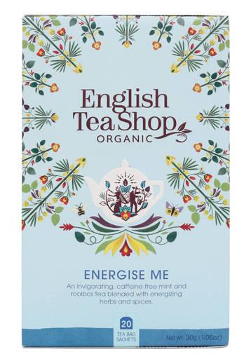 English Tea Shop Energise Me  - 20 saszetek