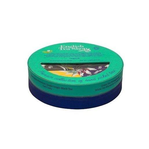 English Tea Shop Premium Collection - 12 piramidek