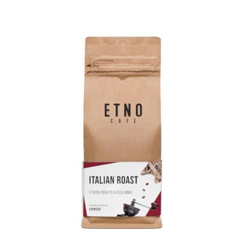 Etno Italian Roast kawa ziarnista 250g