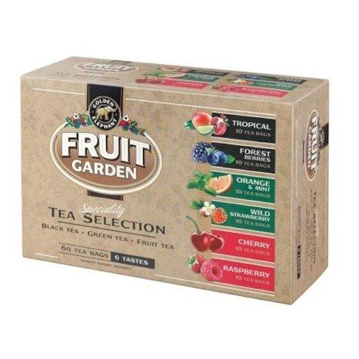 Fruit Garden Tea Selection 6x10 - zestaw herbat