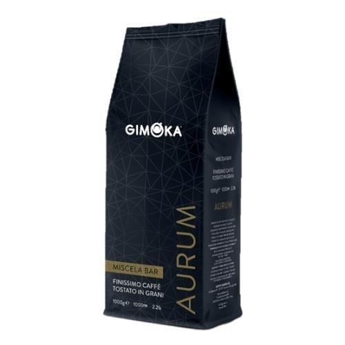 Gimoka Aurum 1kg kawa ziarnista