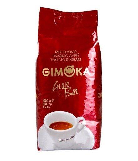 Gimoka Gran Bar 1kg kawa ziarnista x 12