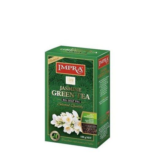Impra - Jasmine Green Tea 100 g herbata sypana