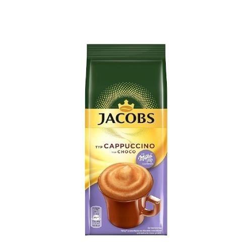 Jacobs Choco Cappuccino czekoladowe 500g x 12