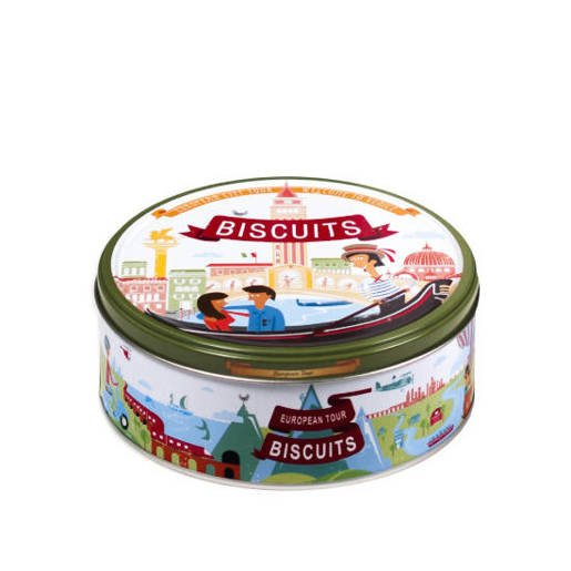 Jacobsens Wenecja ciastka duńskie puszka 150 g