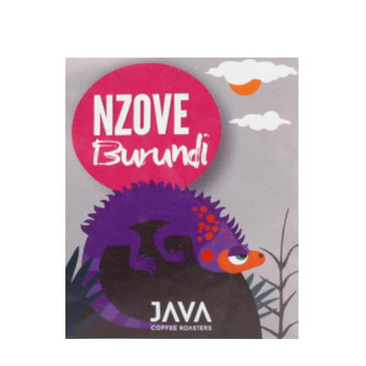 Java Burundi Nzove kawa ziarnista 250 g