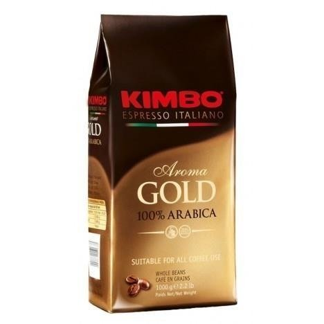 Kimbo Aroma Gold 1 kg kawa ziarnista x 6