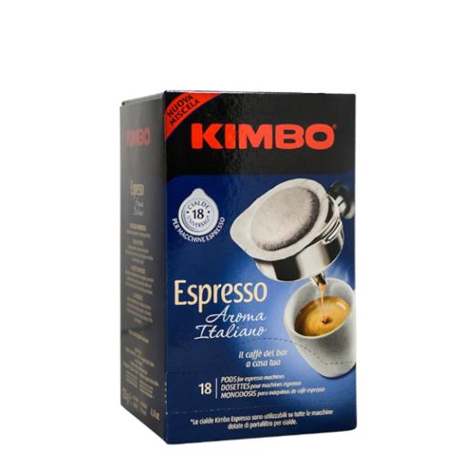 Kimbo Aroma Italiano - saszetki ESE 18 szt.