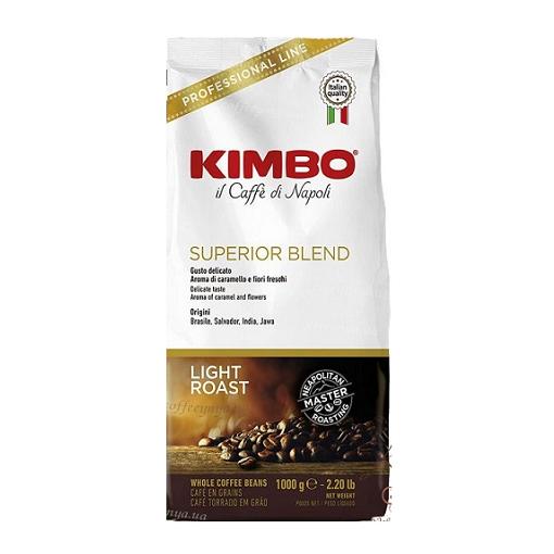 Kimbo Superior Blend 1 kg kawa ziarnista