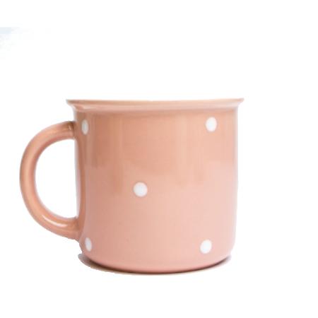 Kubek różowy Vreni 300 ml