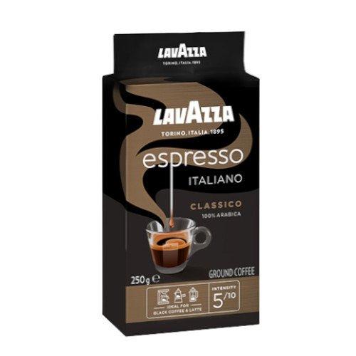Lavazza Caffe Espresso Arabica 250g kawa mielona x 10