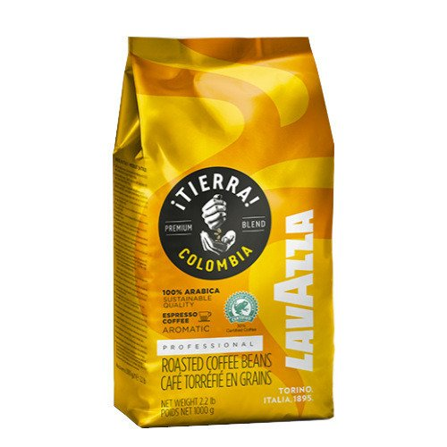 Lavazza Colombia 100% Arabica 1kg kawa ziarnista