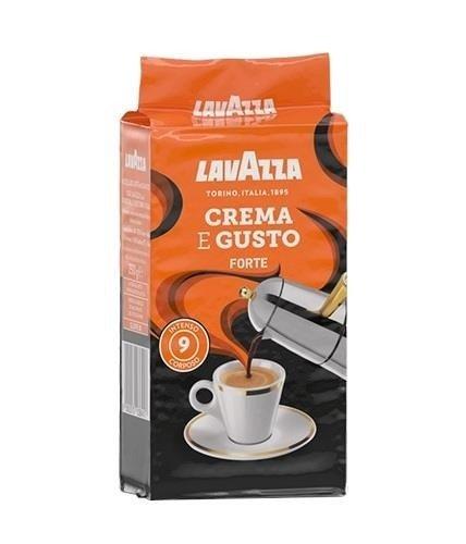 Lavazza Crema e Gusto Forte 250g kawa mielona