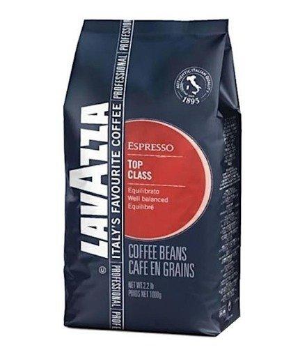Lavazza Espresso Top Class 1kg Kawa ziarnista x 6