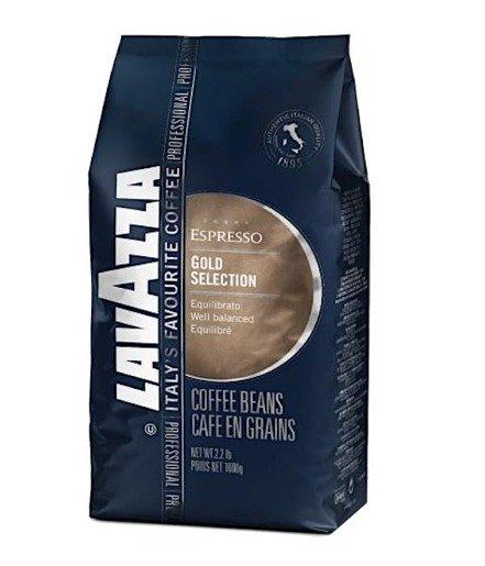 Lavazza Gold Selection 1kg kawa ziarnista