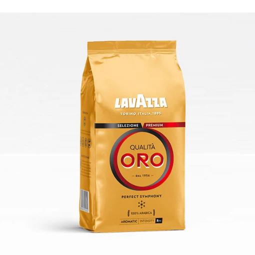 Lavazza Qualita Oro 1 kg kawa ziarnista x 6