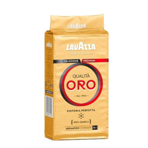 Lavazza Qualita Oro 250g WŁOSKA kawa mielona x 10