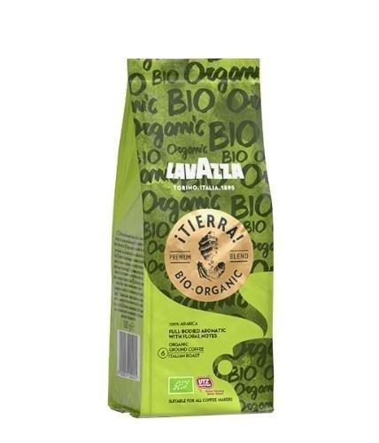 Lavazza Tierra Bio Organic 180g kawa mielona