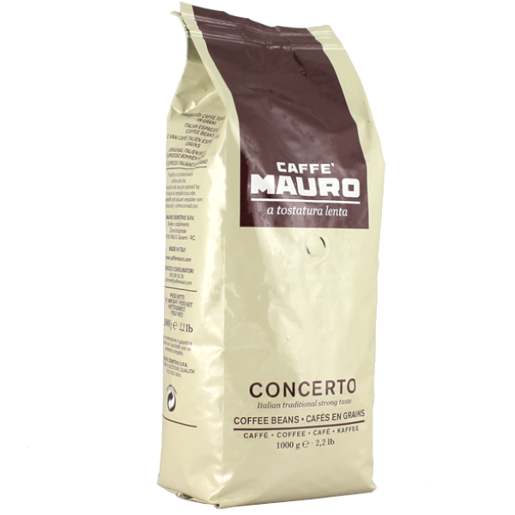 Mauro Concerto 1kg kawa ziarnista