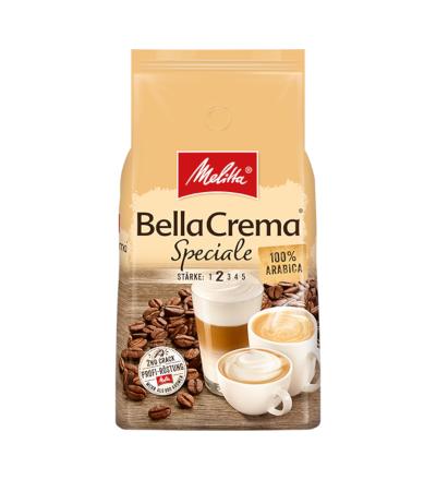 Melitta BellaCrema Speciale 1 kg kawa ziarnista x8