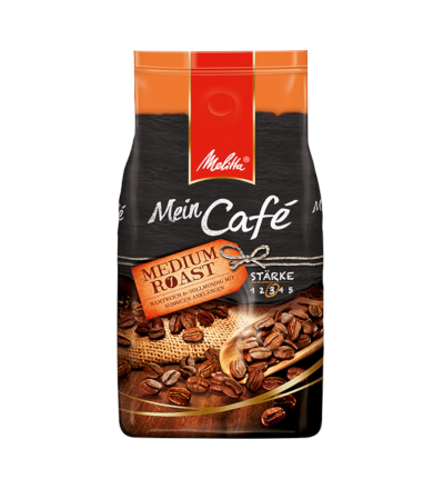 Melitta Medium Roast 1kg kawa ziarnista